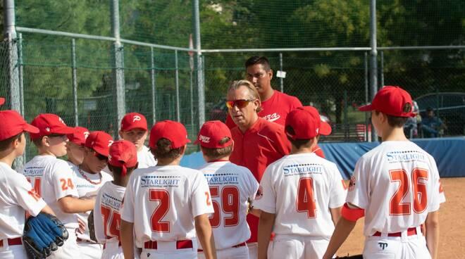 Piacenza Baseball U12 - giovanili