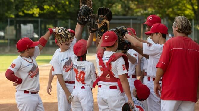 Piacenza Baseball Under 12
