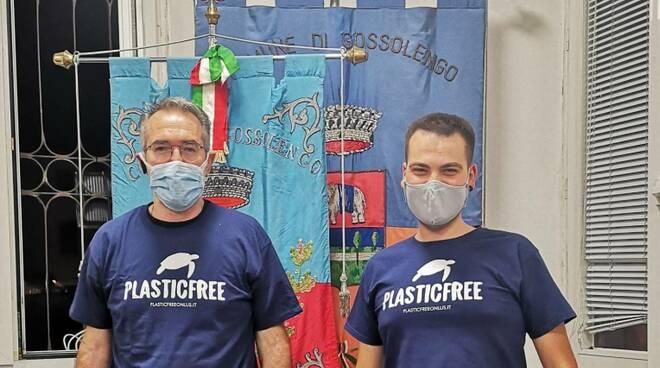 Plastic free conferenza stampa (Paolo Bersani)