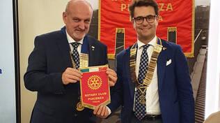 Rotary Club Piacenza - visita Governatore Distrettuale