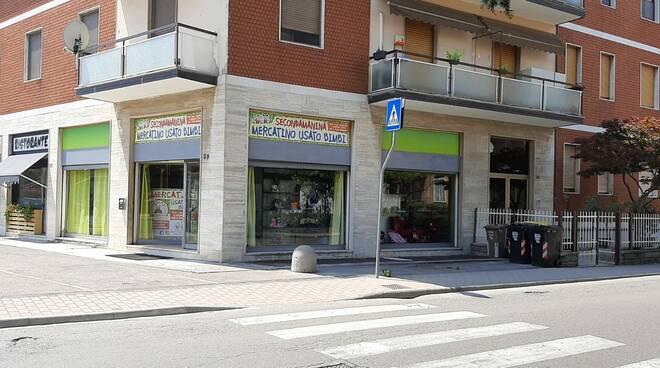 Secondamanina via Gobetti