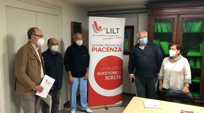 Conferenza Lilt Piacenza