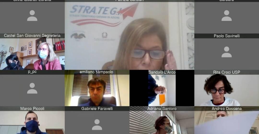 conferenza progetto strategia