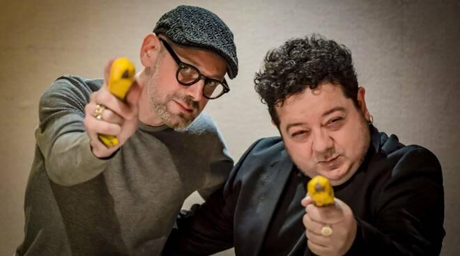 Fabrizio Bosso e Mauro Ottolini