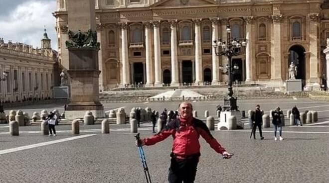 Filippo Arcelloni a Roma