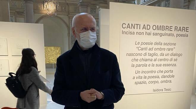 Giorgio Milani, la scrittura come enigma