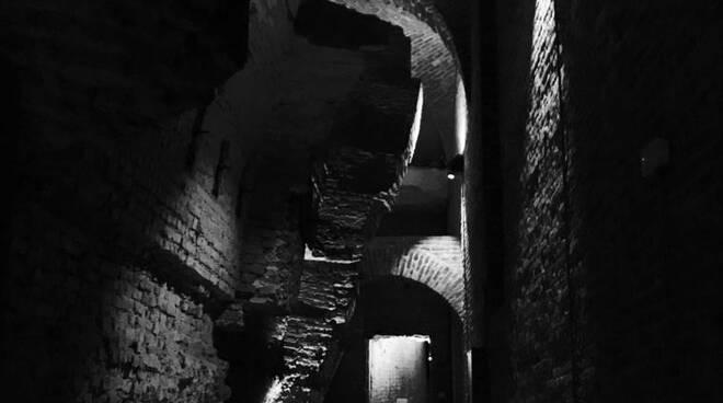 I sotterranei di Palazzo Farnese (foto: Daniele Zucca)