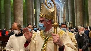 L'ingresso del vescovo in Cattedrale