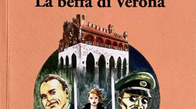 """libro """"La beffa di Verona"""" Ermanno Mariani"""