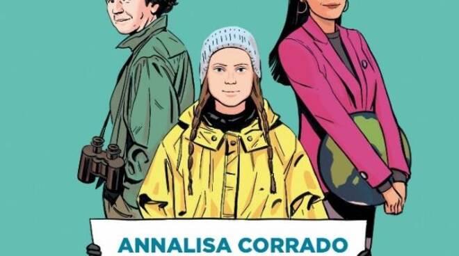 """libro """"Le ragazze salveranno il mondo"""""""