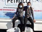 Linda Ferrari con Emma Del Bono premiate a Vigasio