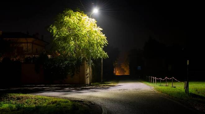 Punti luce Gragnano