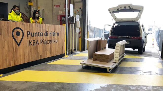 Punto ritiro Ikea