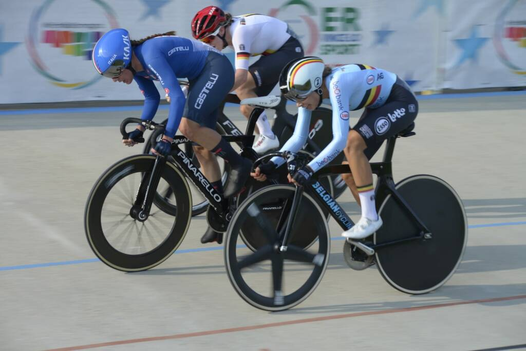 Silvia Zanardi oro U23