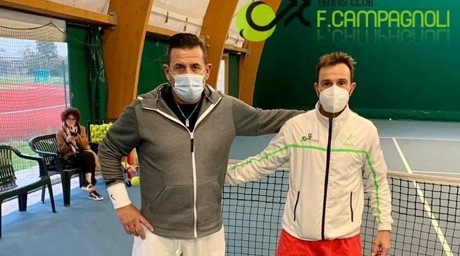 Tennis torneo Campagnoli