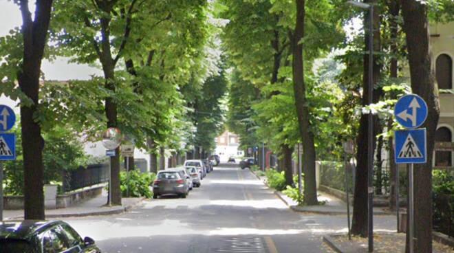 Via Da Saliceto