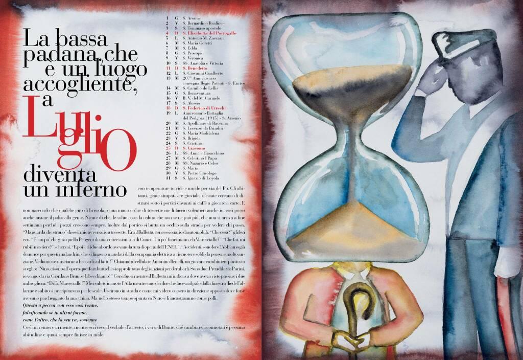 calendario carabinieri