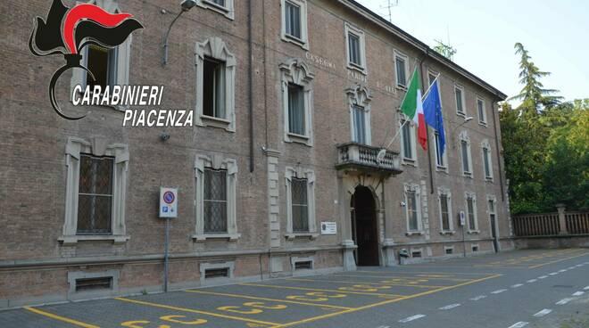 Caserma provinciale di Piacenza
