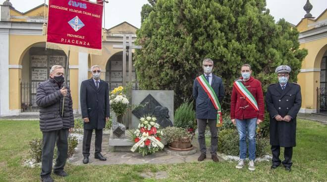 Commemorazione Avis San Nicolò