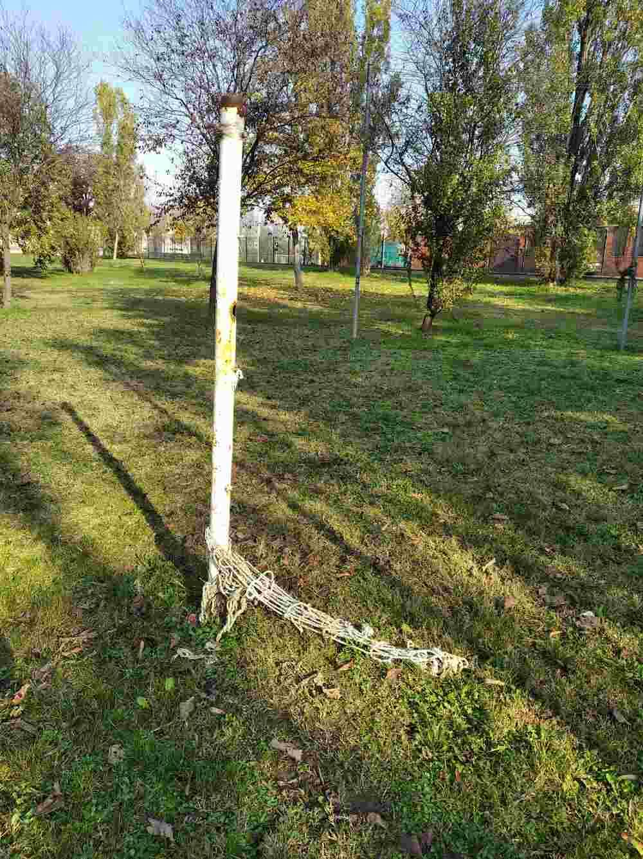 Degrado al Parco Don Aldo Corbelletta