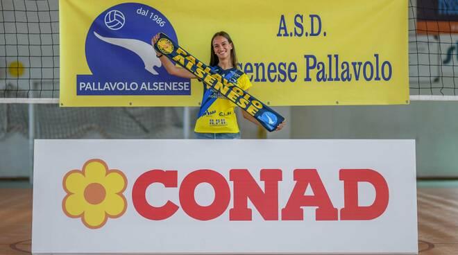 Giulia Malvicini (Conad Alsenese)