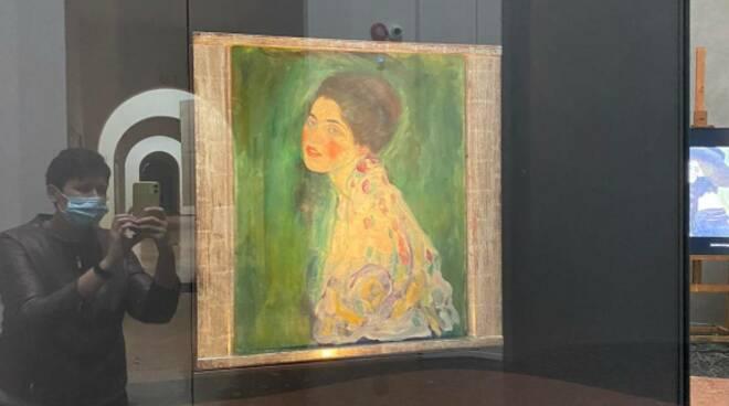 Il ritorno del Klimt alla Ricci Oddi: la cerimonia