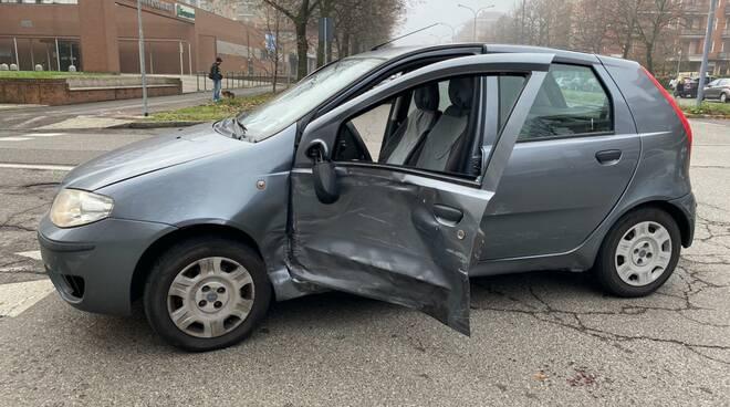 incidente a Piacenza