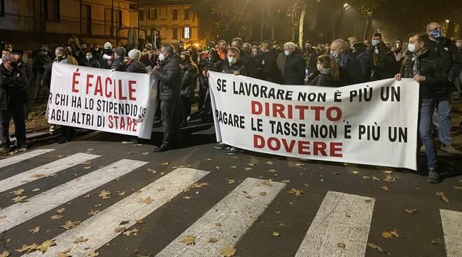 Manifestazione 3 novembre
