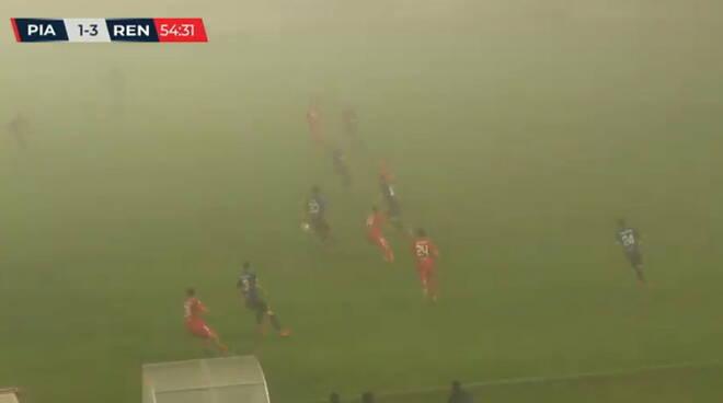 nebbia al Garilli