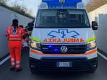 Pubblica San Giorgio ambulanza
