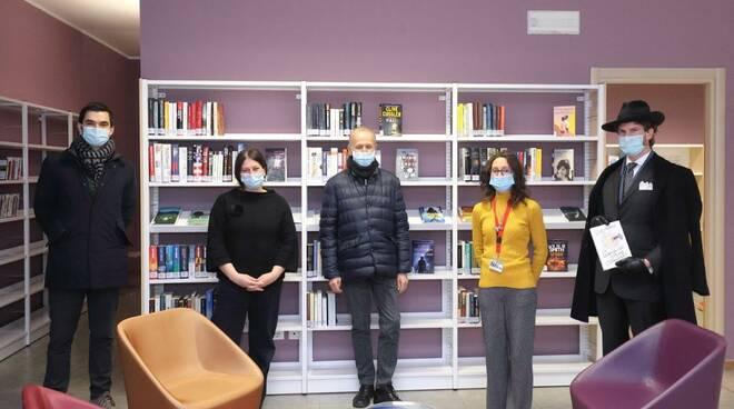 biblioteca della Besurica JP