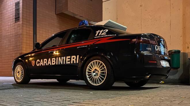 carabinieri alfa romeo