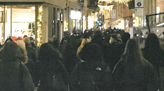 Corso Vittorio Emanuele 6 dicembre