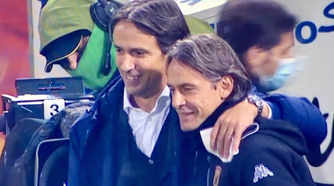 Filippo e Simone Inzaghi