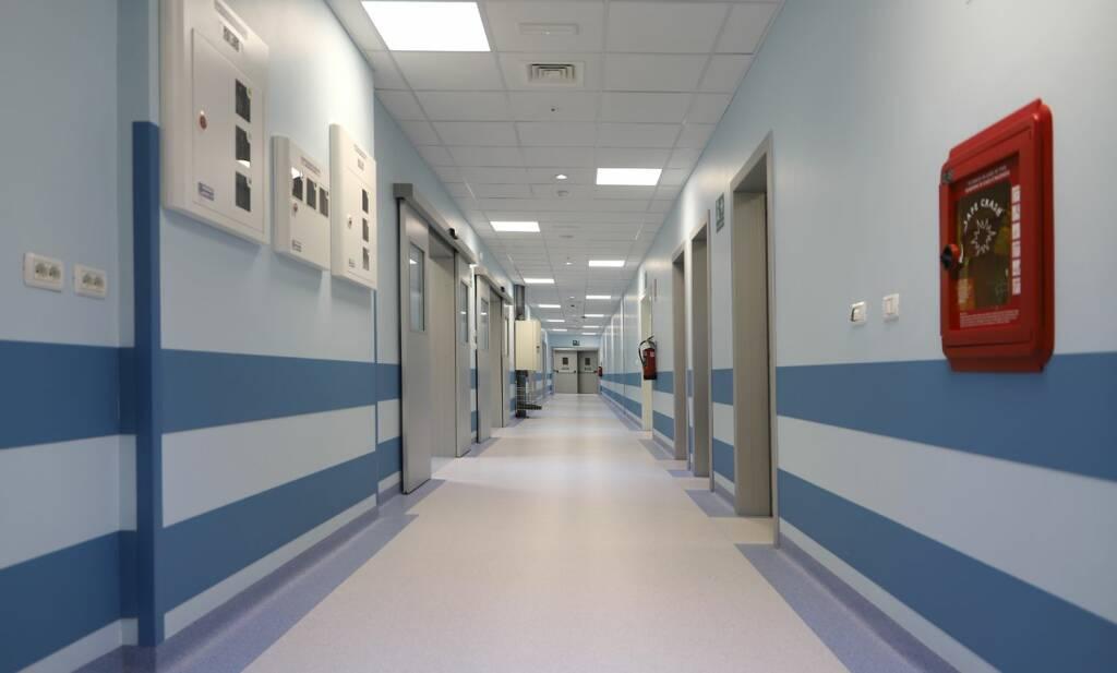 Inaugurazione reparto rianimazione