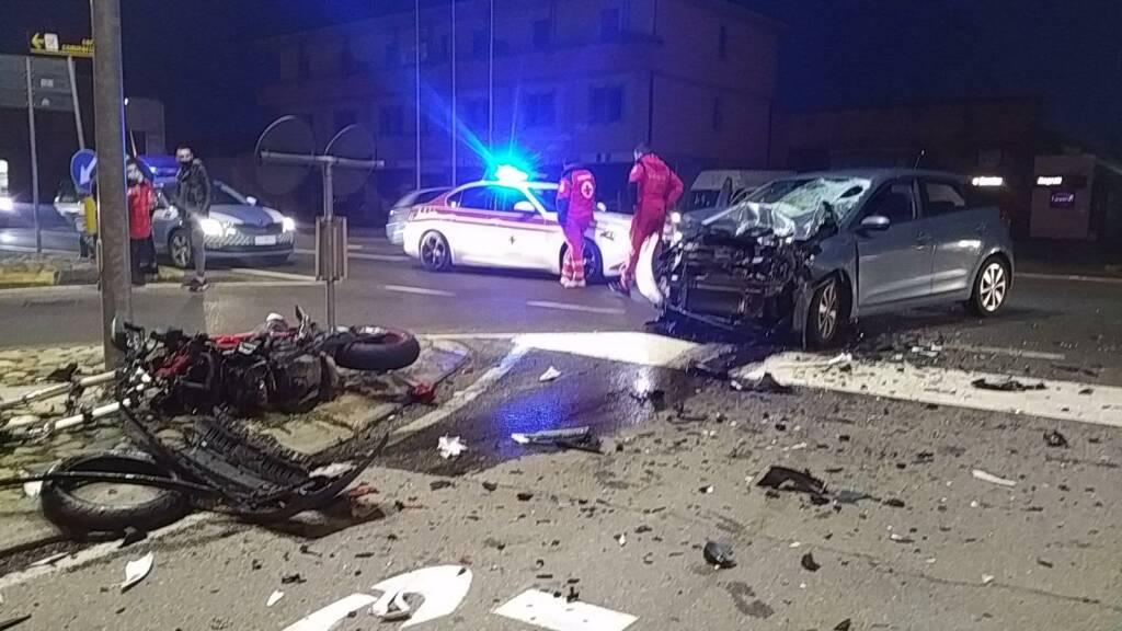 incidente San Nicolò