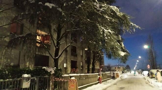 neve via de Longe