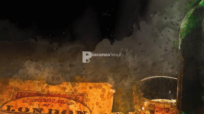 """L\'ombra dell\'acchiappasogni\"""", il libro d\'esordio di Davide Rigoni"""
