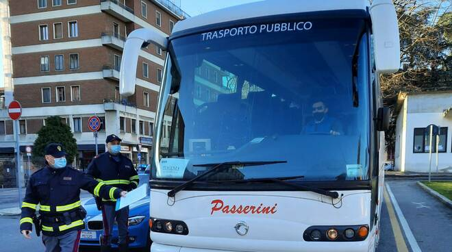 controlli bus