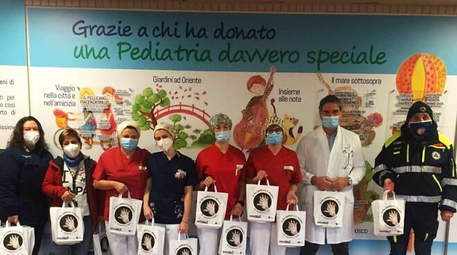 donazione enpa a pediatria