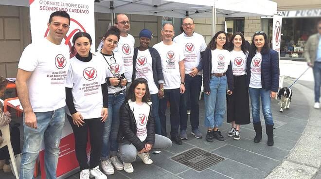 Giornate europee dello scompenso cardiaco a Piacenza nel 2019