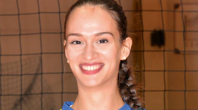 Giulia Malvicini (foto di Fabio Gruppi)