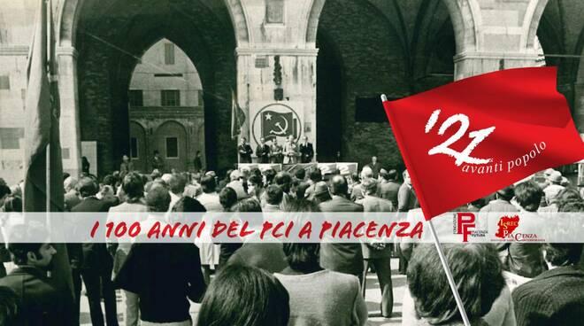 Il centenario del Pci di Piacenza
