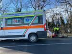 incidente Gossolengo moto