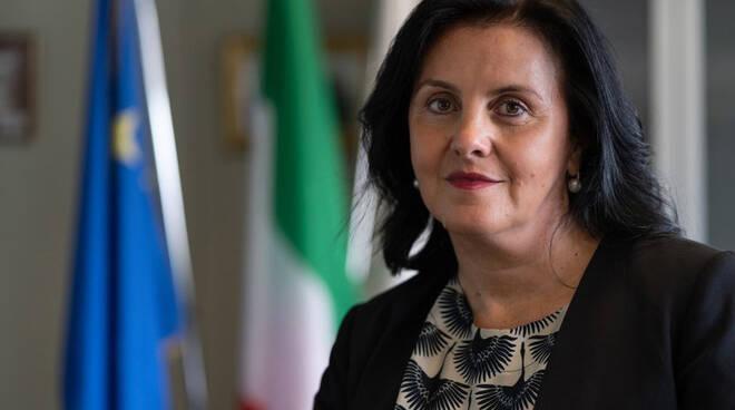 L'assessora Barbara Lori (foto Regione Emilia Romagna)