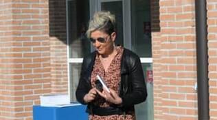 L'ex assessore Agnes Fournier