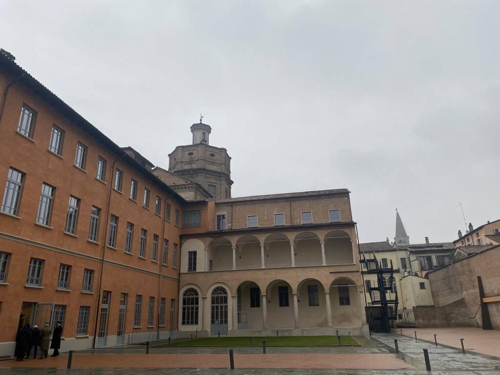 Nuova residenza universitaria nell'ex collegio San Vincenzo