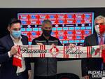 Presentazione Scazzola (foto Piacenza Calcio)