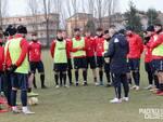 Scazzola allenamento Piacenza