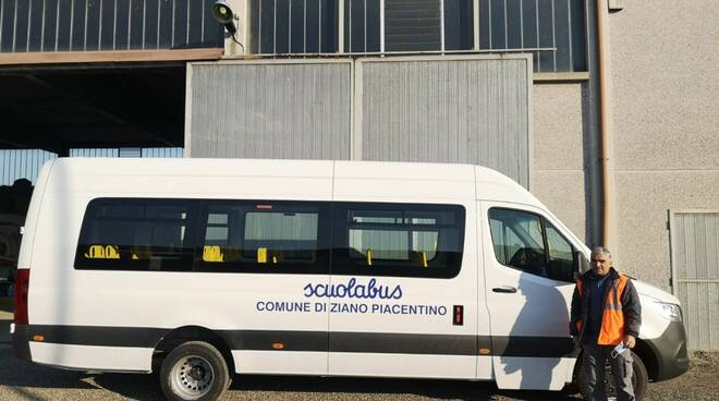 Scuolabus di Ziano